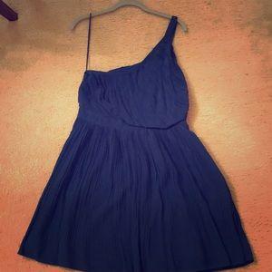 Kimchi Blue One Shoulder Mini Dress